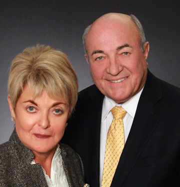 Nancy and Tom Kabat a Howard Hanna Company